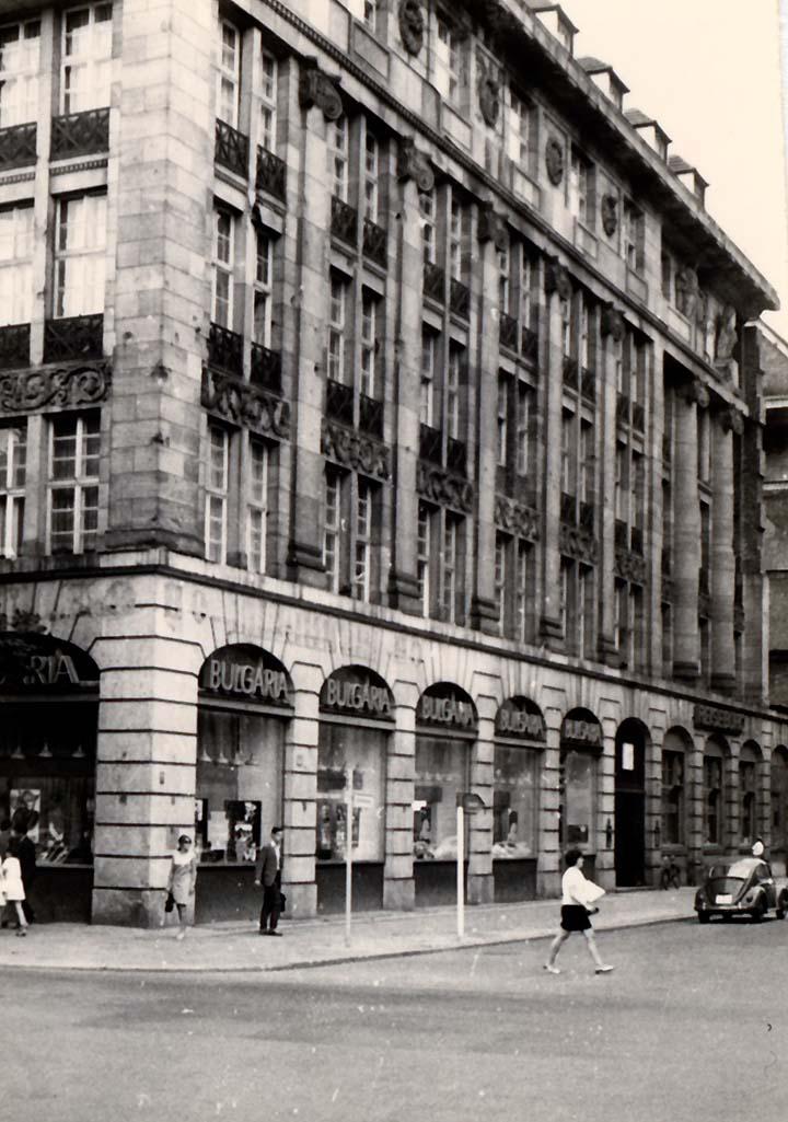 Berlin Story UdL 10 Bulgarisches Kulturzentrum 1950er