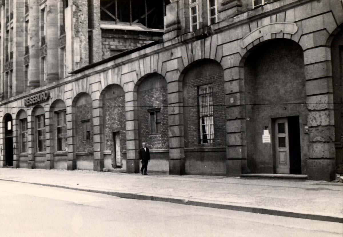 Berlin Story UdL 10- Charlottenstr. 1950er