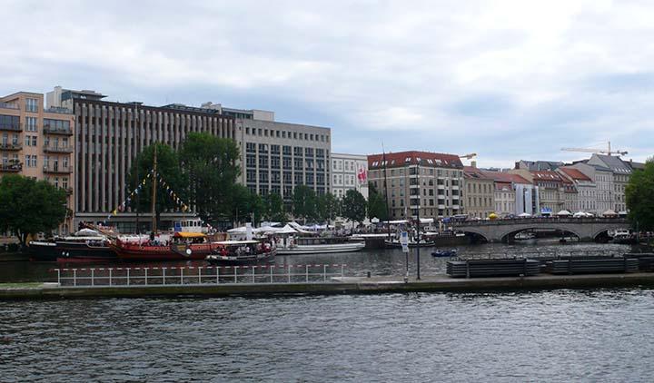 Hafenfest_2016 Totale vom anderen Ufer