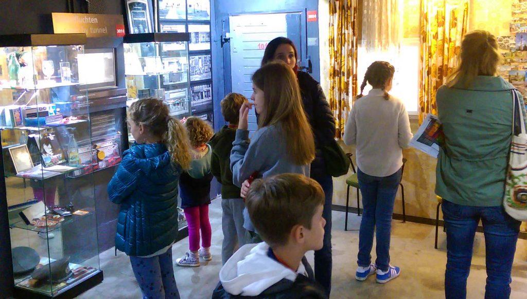 Museum, Besucher, Kommentare 02