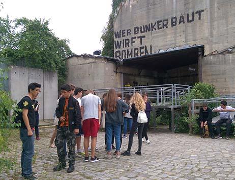 Museum, Besucher, Kommentare 04