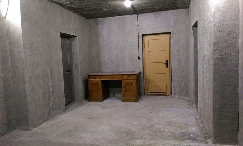 Bunker, Bunkerzimmer 20160806_800