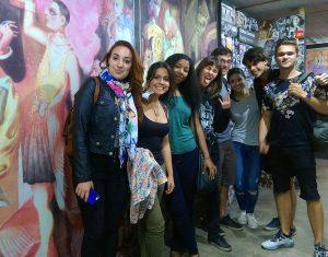 Sprachschule im Museum