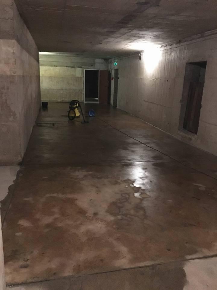 bunker-putzen